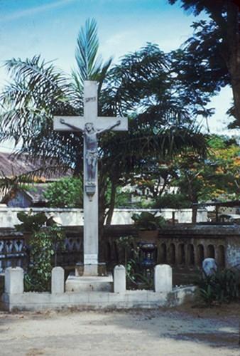 Một nhà thờ Pháp ở Đà Nẵng