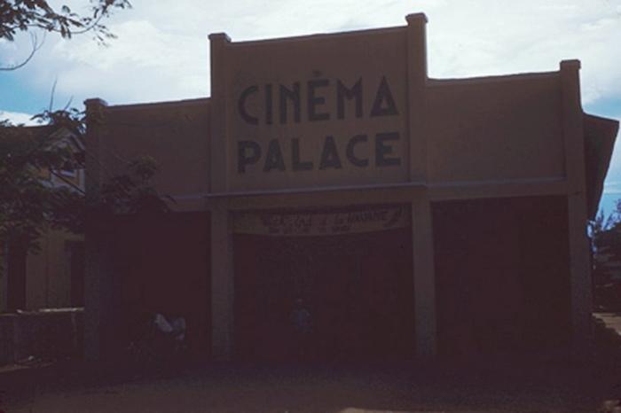 Rạp Palace, sau này là rạp Kim Châu của Đà Nẵng