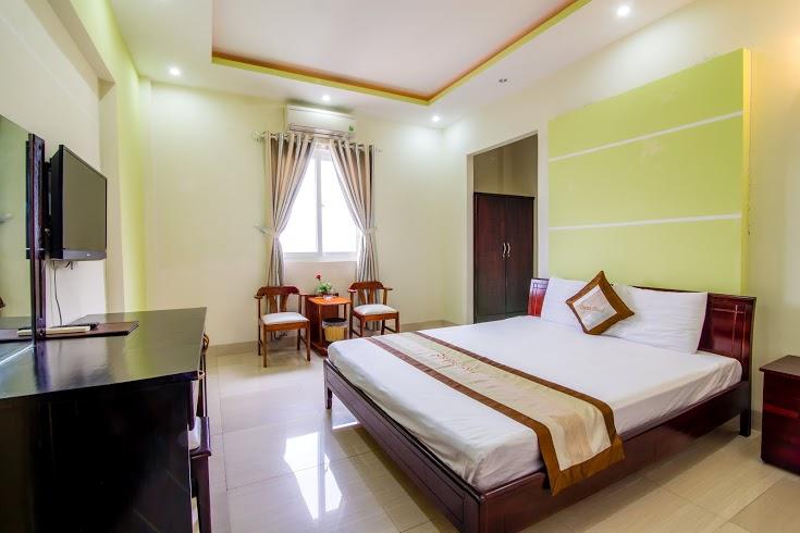 Phòng đơn khách sạn chance Đà Nẵng